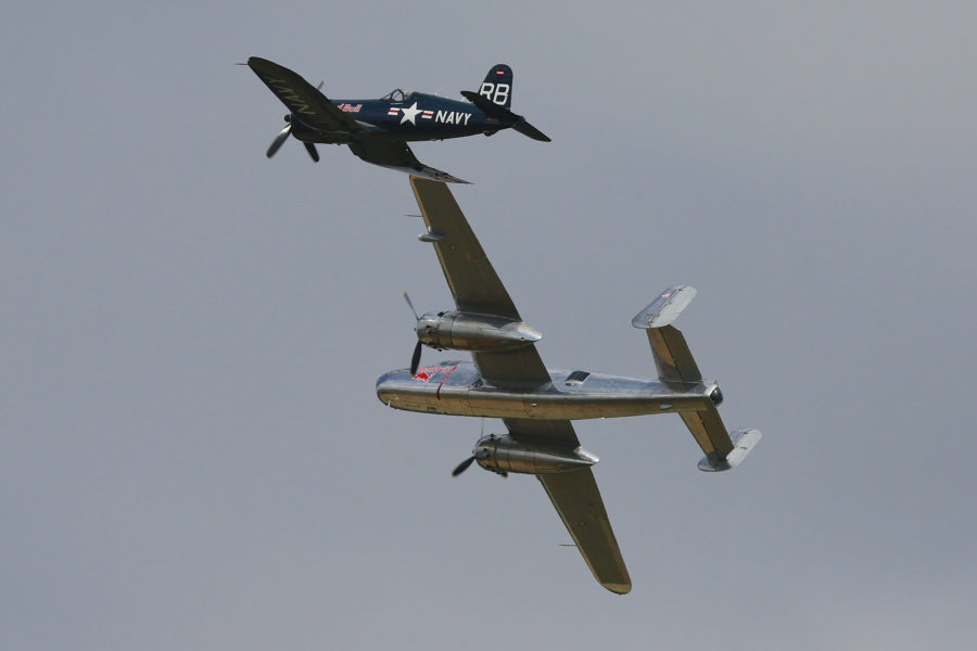 redbull-f4u-corsair-and-b25-mitchell