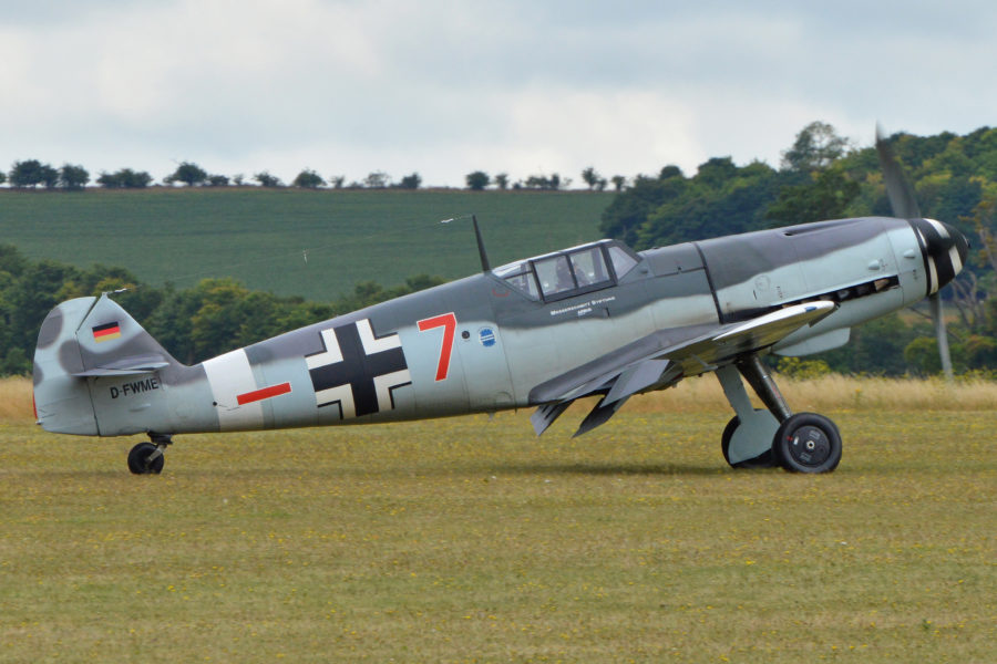 bf-109-hispano-built