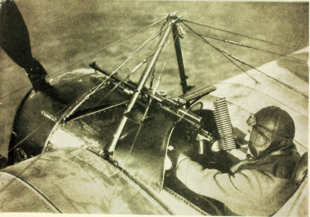 Morane Saulnier N - Reloading