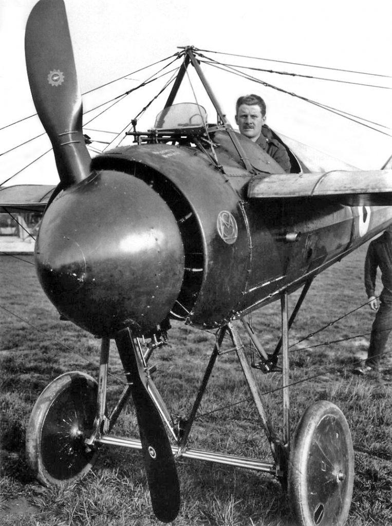 Morane Saulnier N - Propeller Spinner