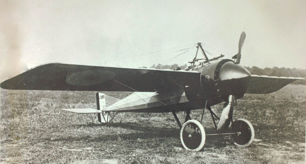 Morane Saulnier N - Vintage Photograph