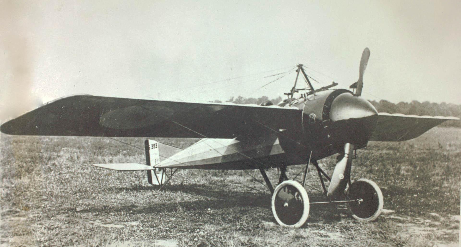 Morane Saulnier N Plane Encyclopedia
