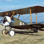 Sopwith Camel Replica - Parked