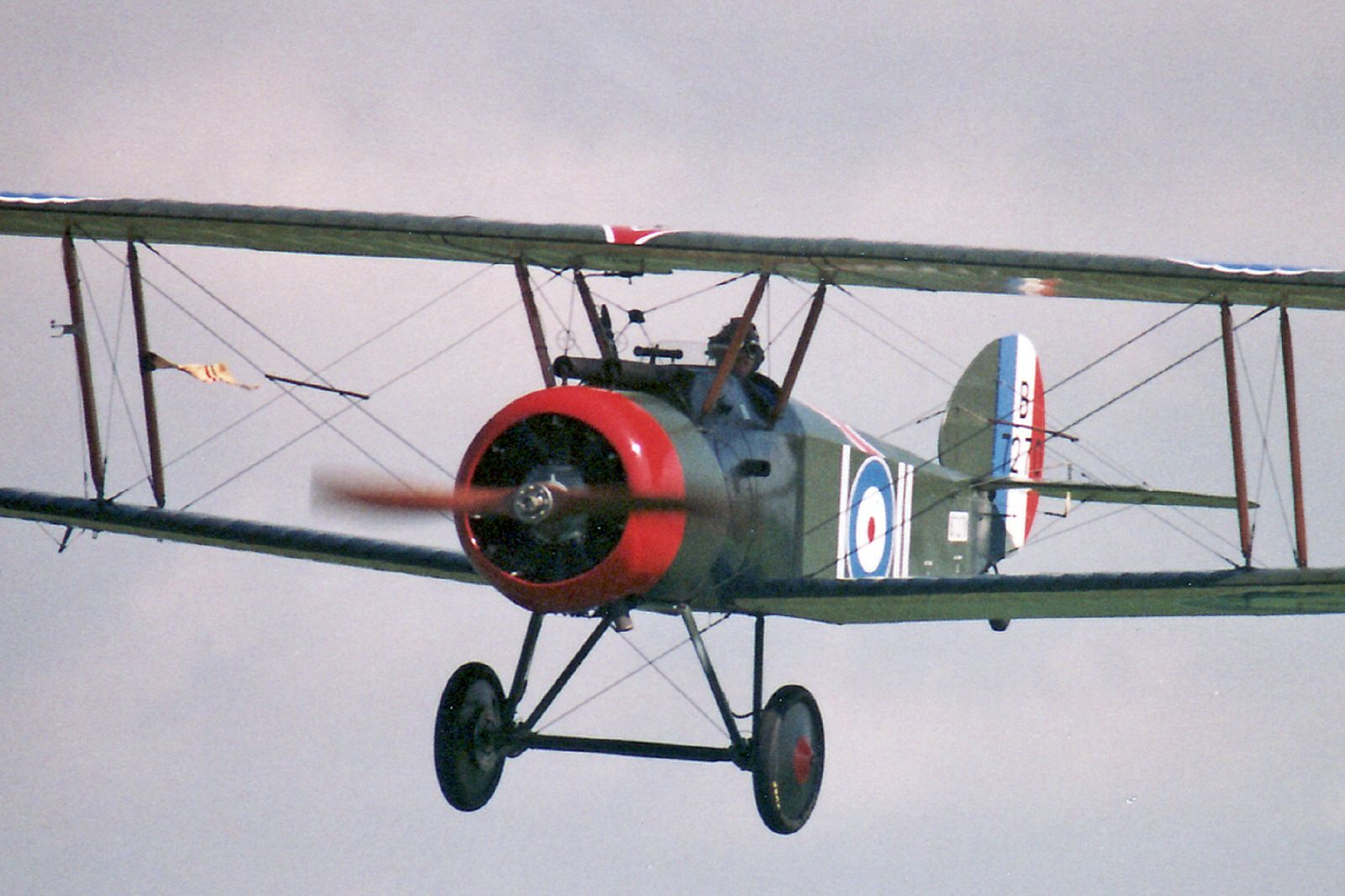 Sopwith Camel - Replica in Flight