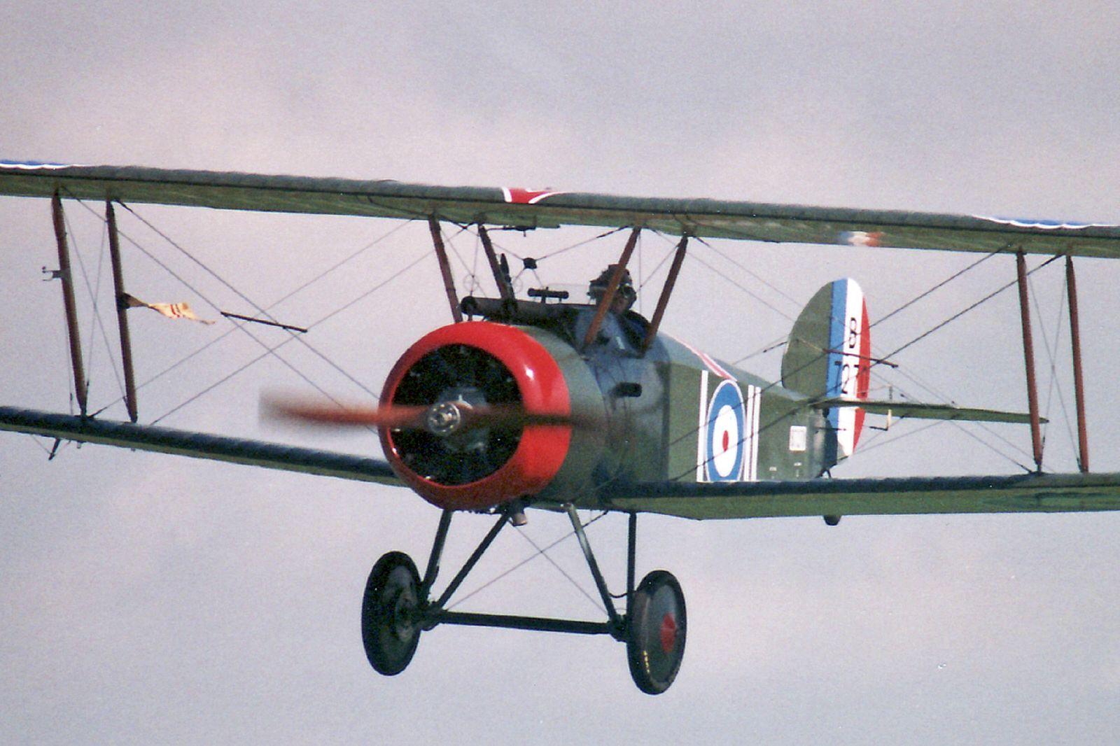 Sopwith Camel - Replica in Flight