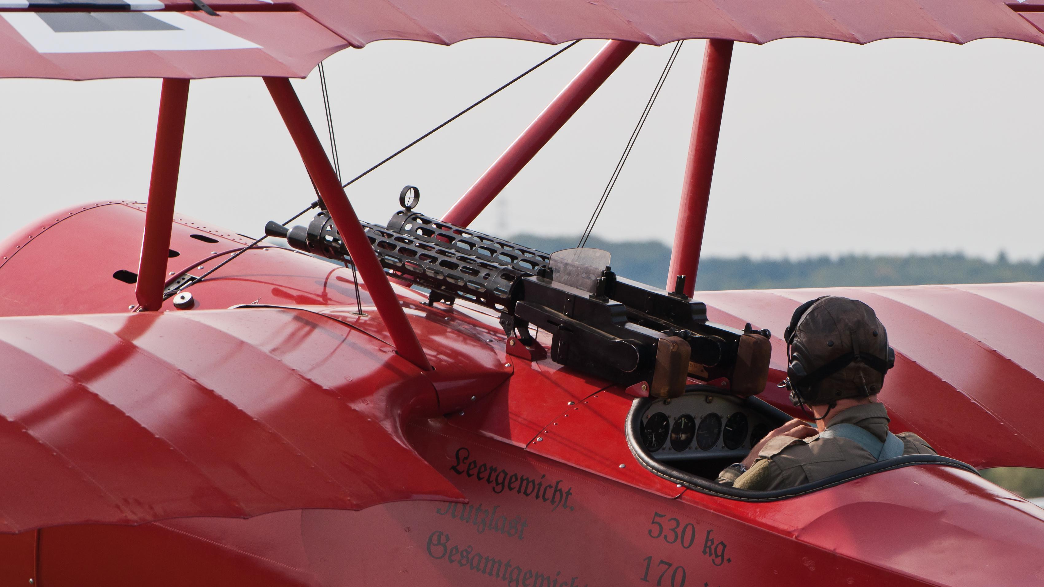 Spandau Lmg 08 Plane Encyclopedia