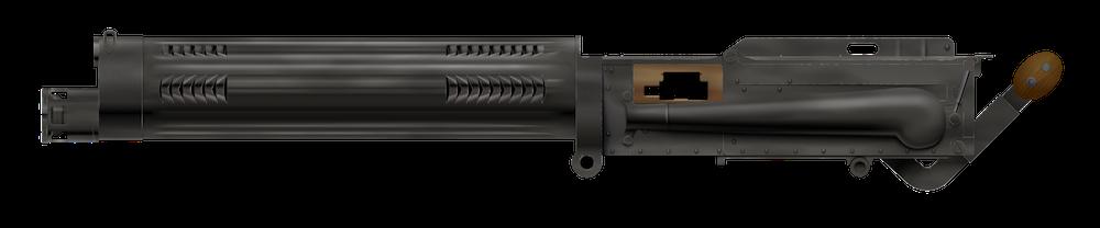 Vickers-Gun - Aircraft Version 1