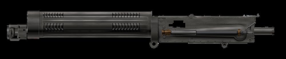 Vickers Gun - Colt Balloon Buster