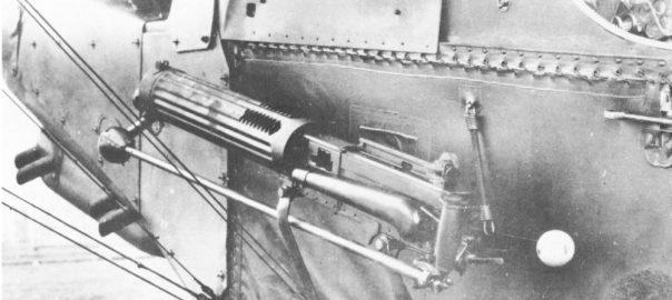 Vickers Gun - RAF RE8
