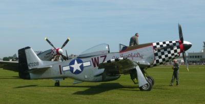 Beautiful Doll P-51D