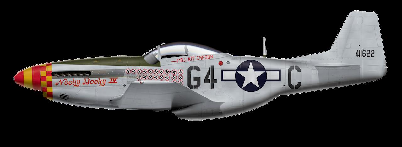 """P-51D """"Nooky Booky IV"""""""