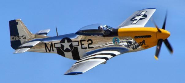 P-51D - Miss Kandy