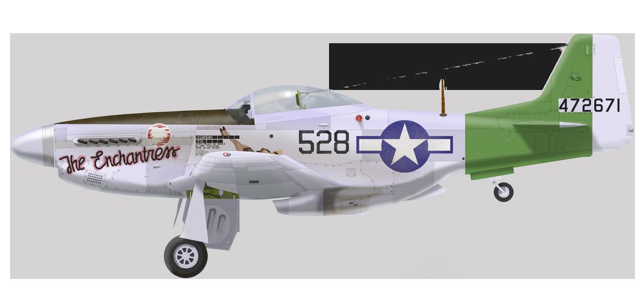 P-51 Mustang | Plane-Encyclopedia