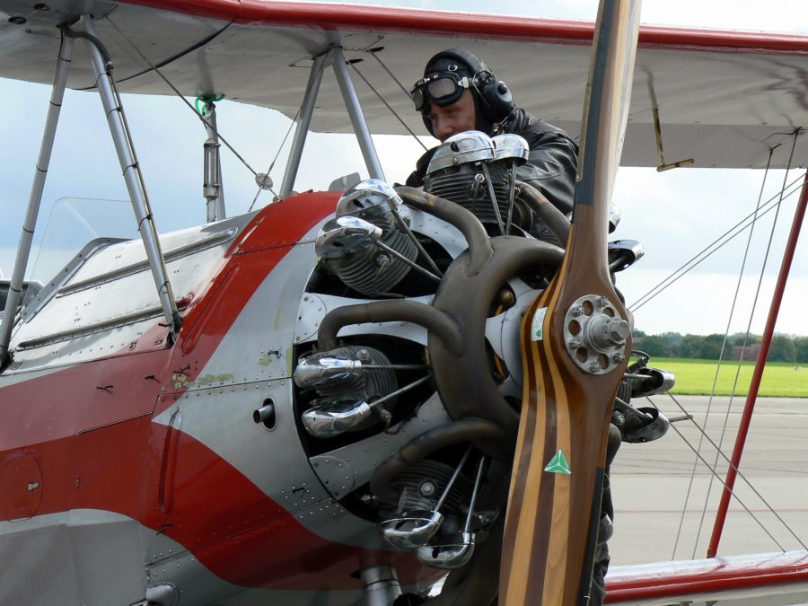 Focke Wulf FW-44 J