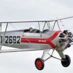 Fw 44 Trainer with Swastika