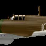 IK-3-161.Eskadrilla,-51.Grupa-No.10 - April 1941