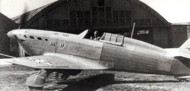 IK-3 fresh after construction without camouflage
