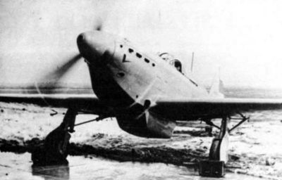 IK-3 without camouflage