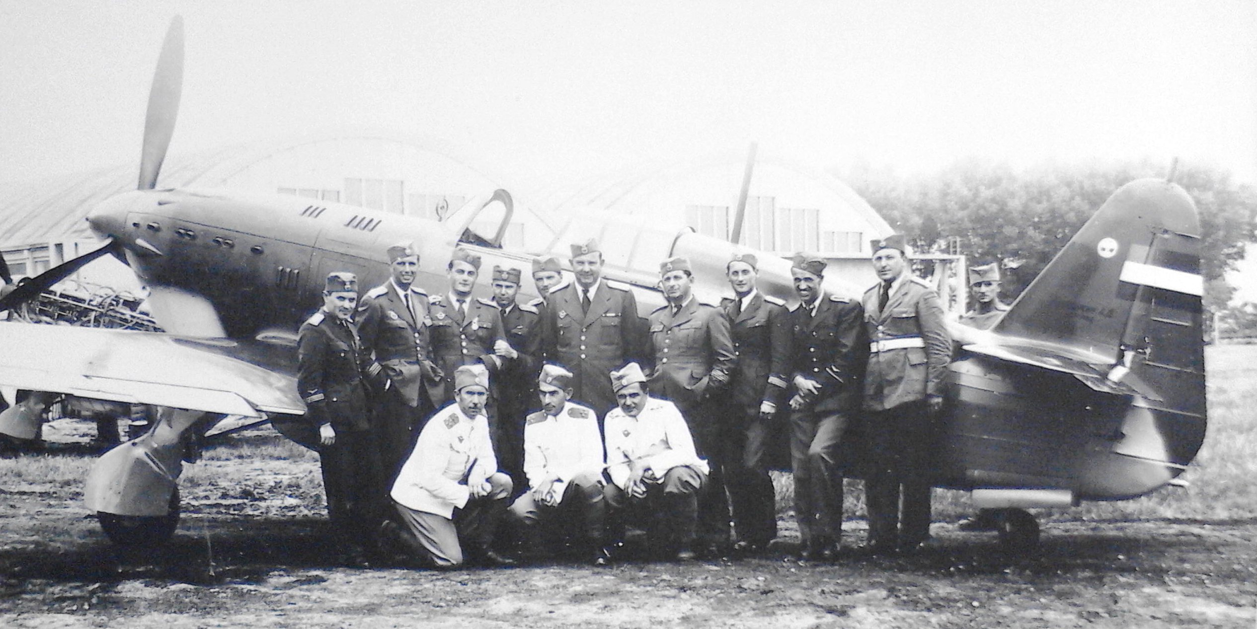 IK-3 51st Independant Fighter Group, Belgrade-Zemoun, April 1941