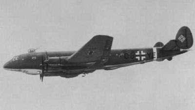 Junkers Ju90-10f