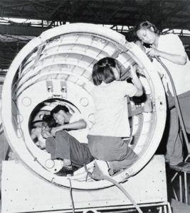 JJ-1 Under Construction