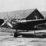 XB-3 at the Taipingsi Airfield