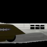 XB-3 Side View