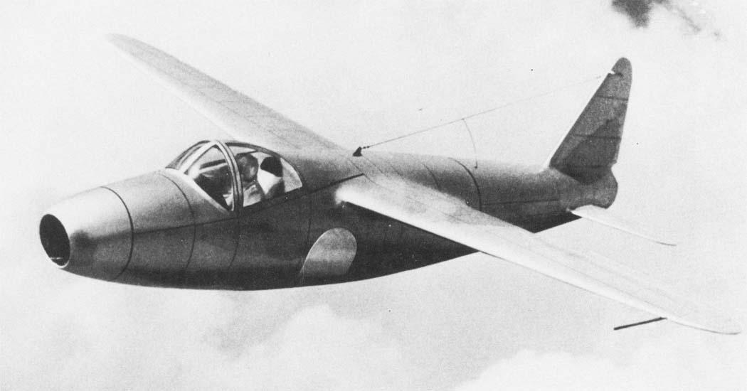 Heinkel He 178 | Plane-Encyclo...