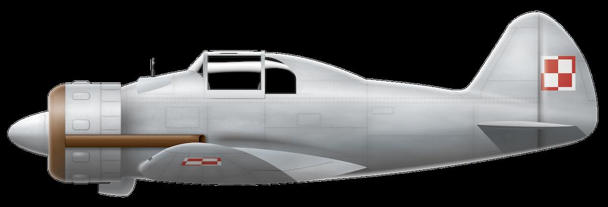 PZL P 50 Jastrząb   Plane-Encyclopedia
